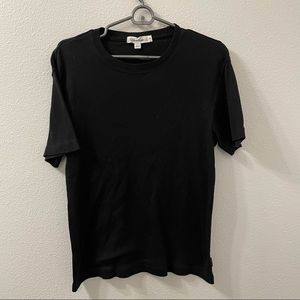 Calvin Klein basic t shirt black Medium